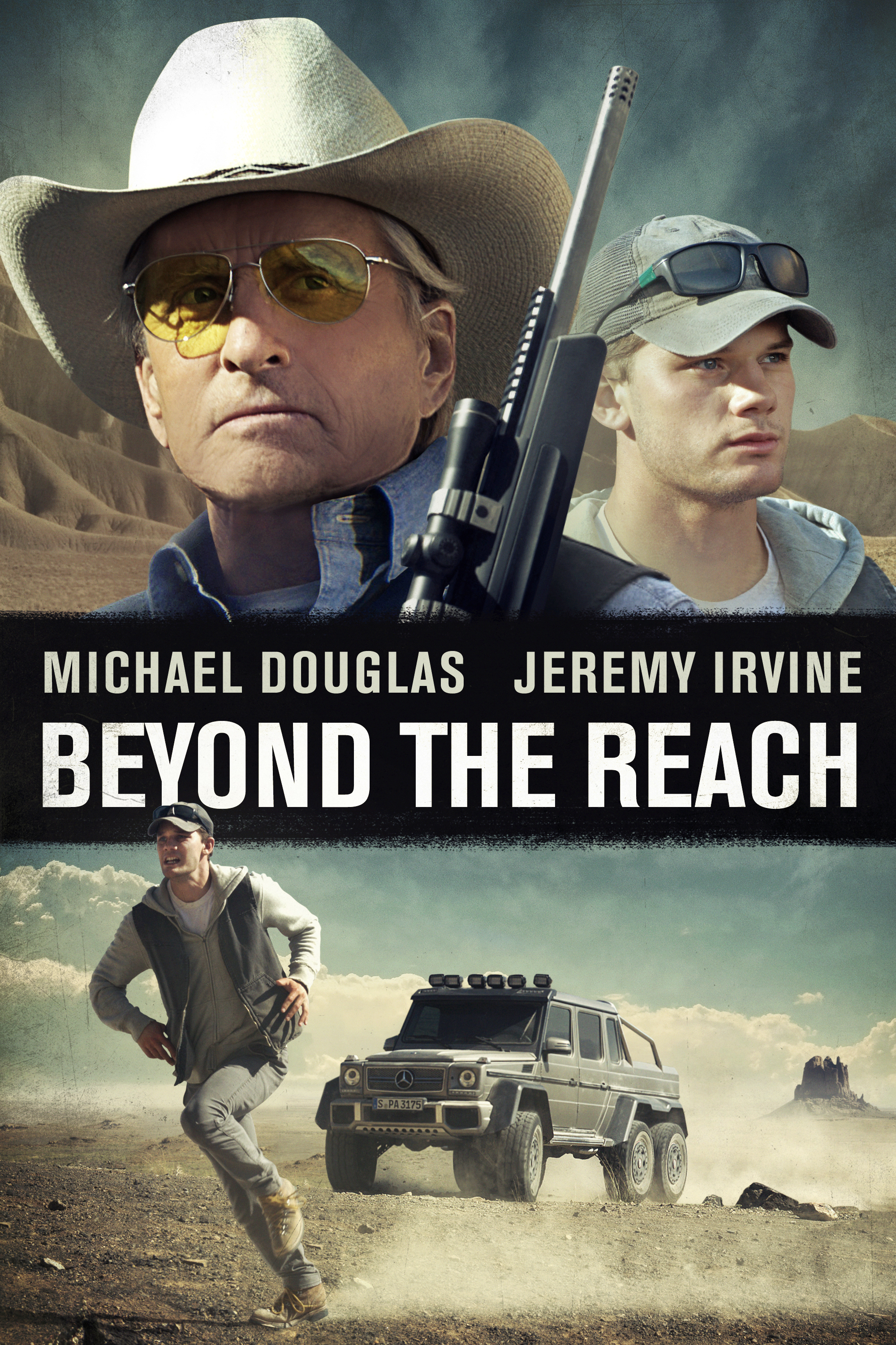 "cover design for ""Beyond the Reach"""
