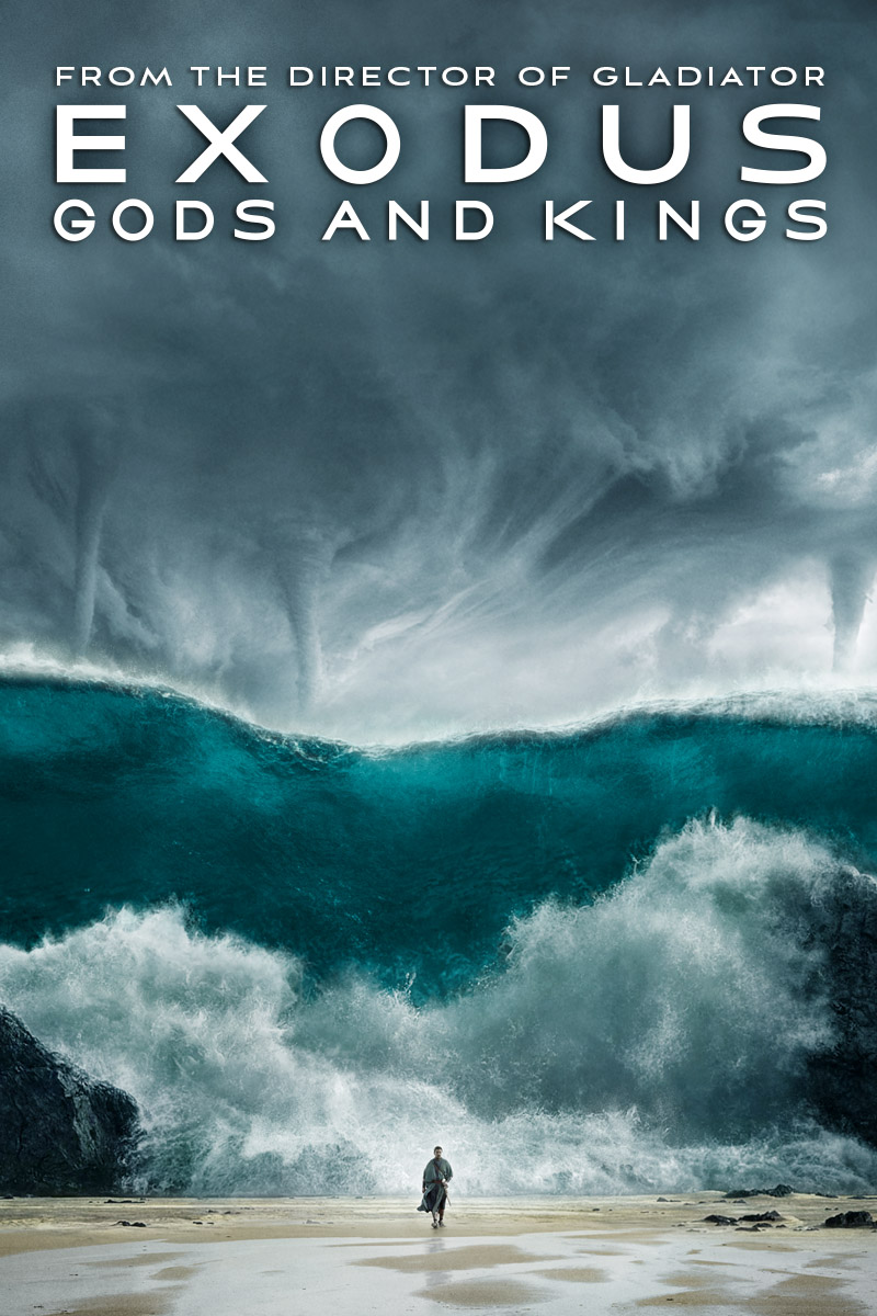 "cover design for ""Exodus: Gods and Kings"""