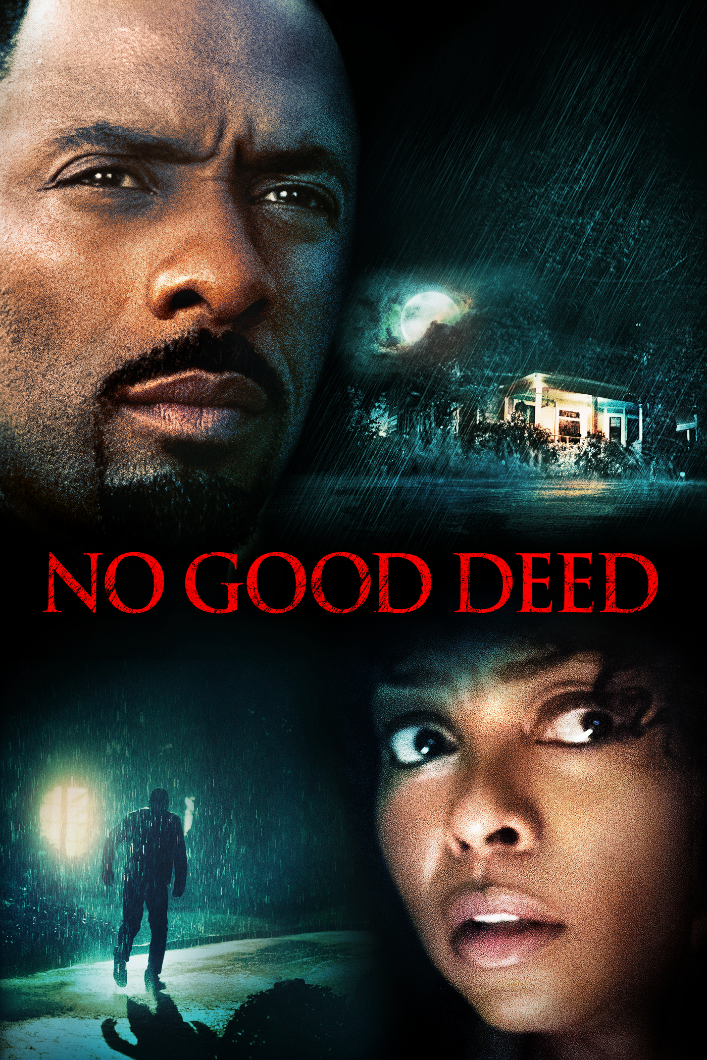 "cover design for ""No Good Deed"""
