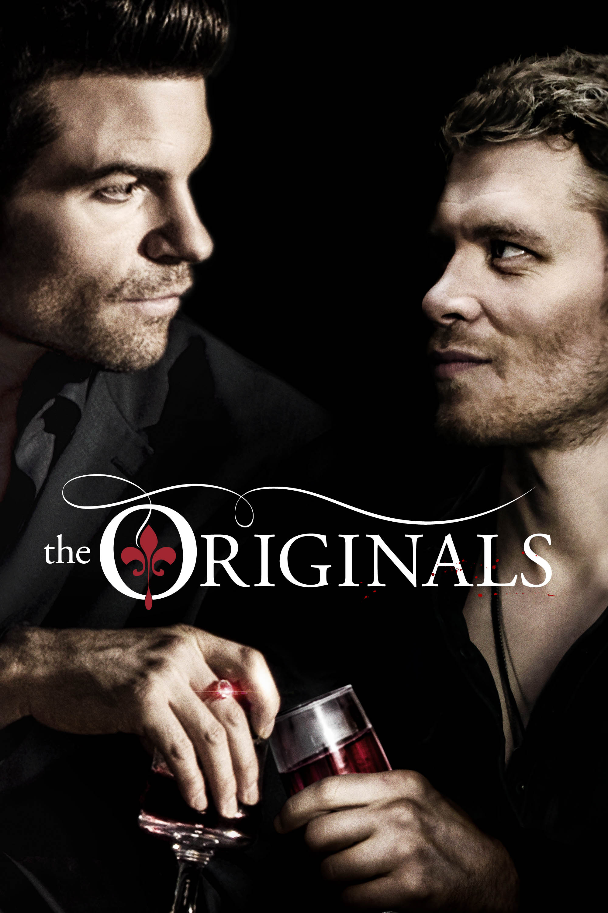 "cover design for ""The Originals"""