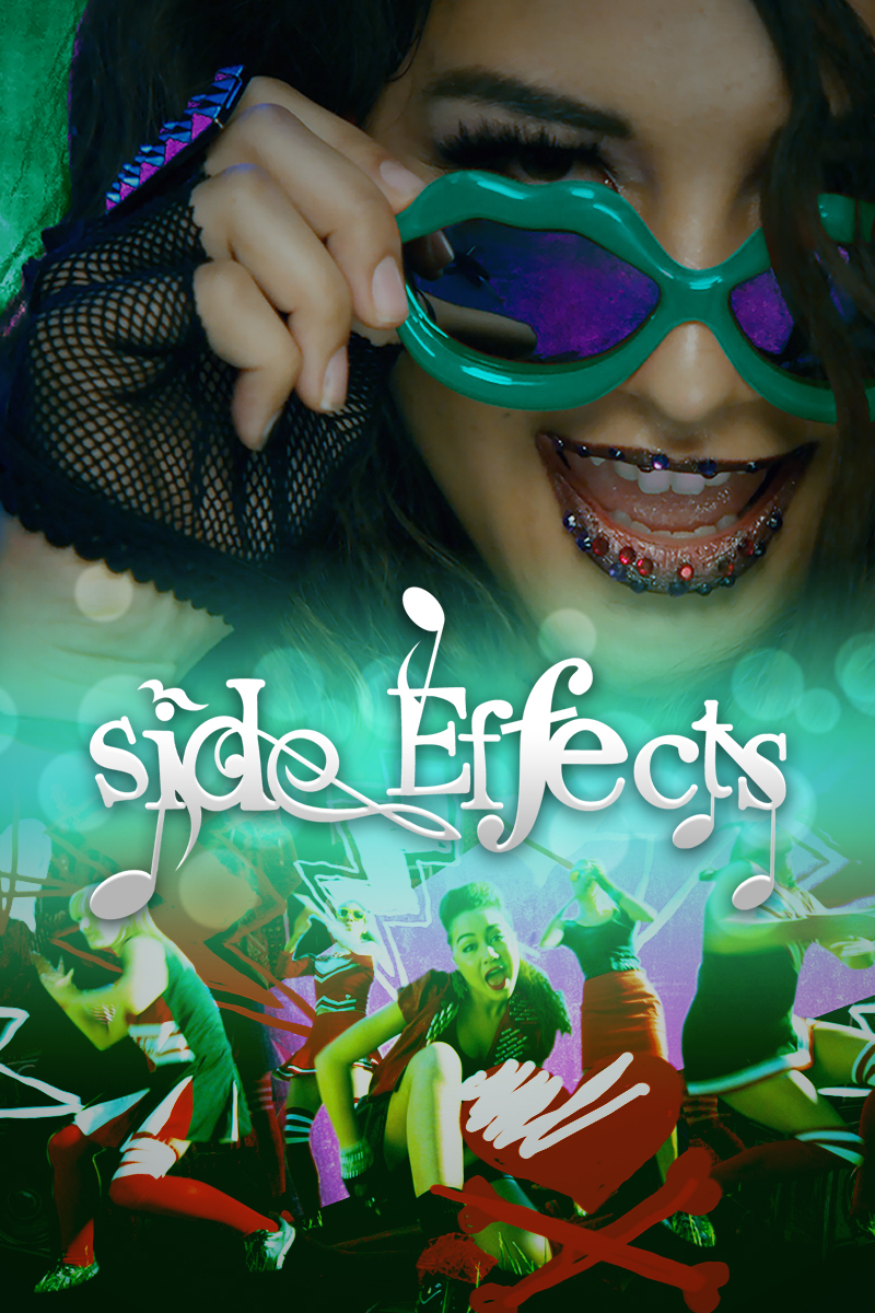 "cover design for ""Side Effects"""