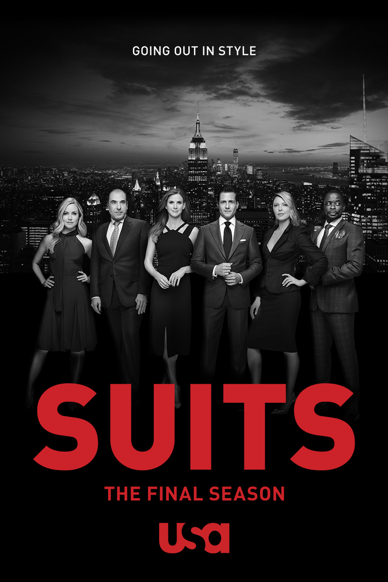 "cover design for ""Suits"""