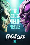 "cover design for ""Face Off"""