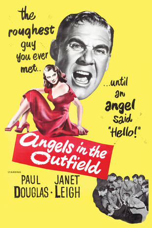 Angels in the Outfield | Buy, Rent or Watch on FandangoNOW