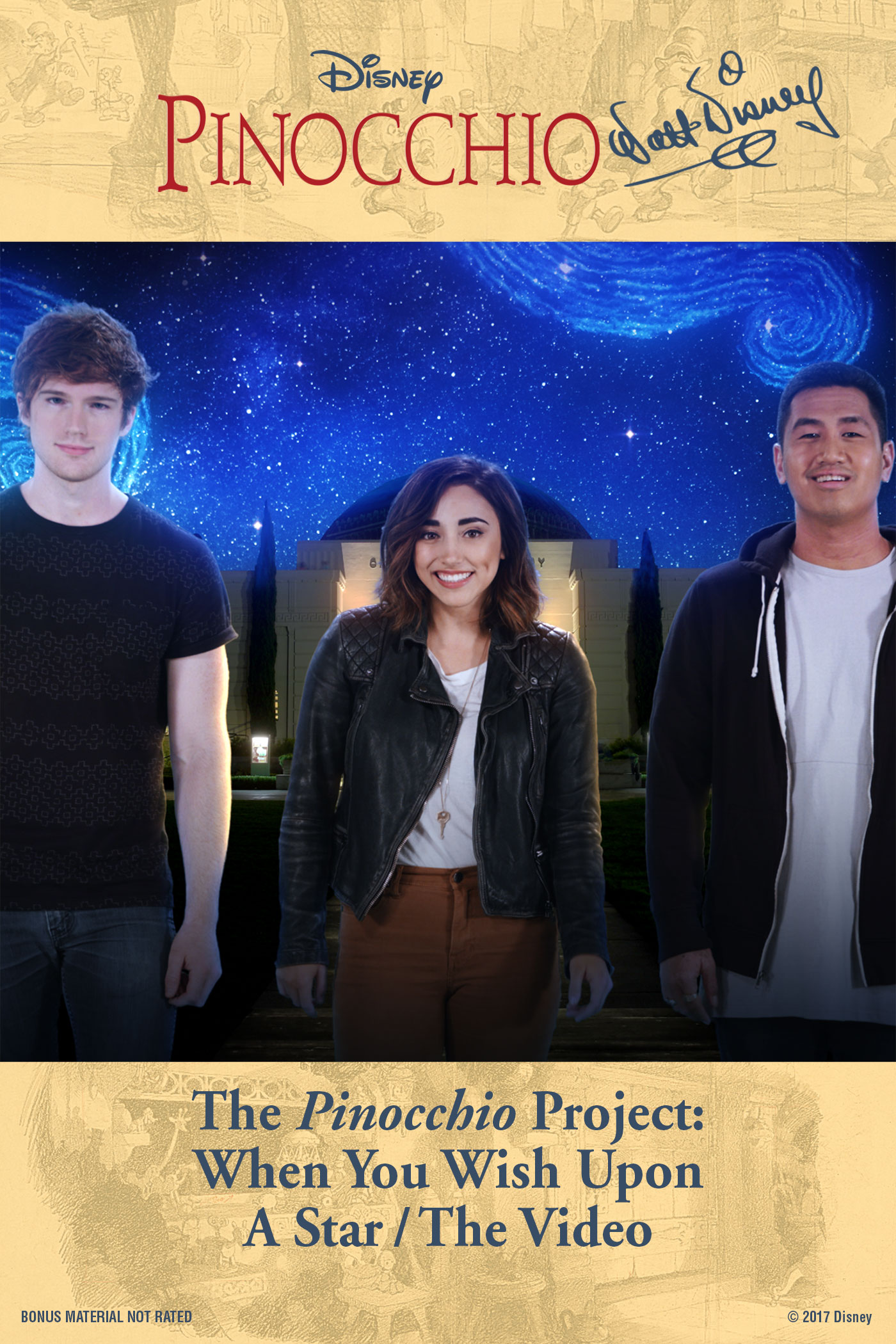 The Pinocchio Project: When You Wish Upon A Star