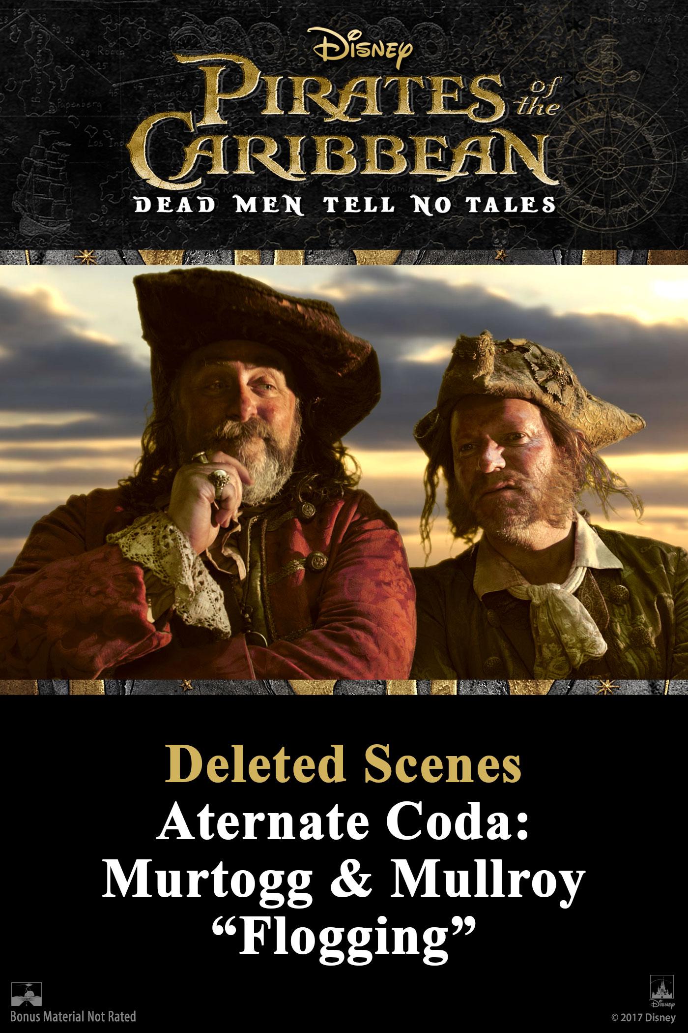 "Deleted Scene - Alternate Coda: Murtogg & Mullroy ""Flogging"""