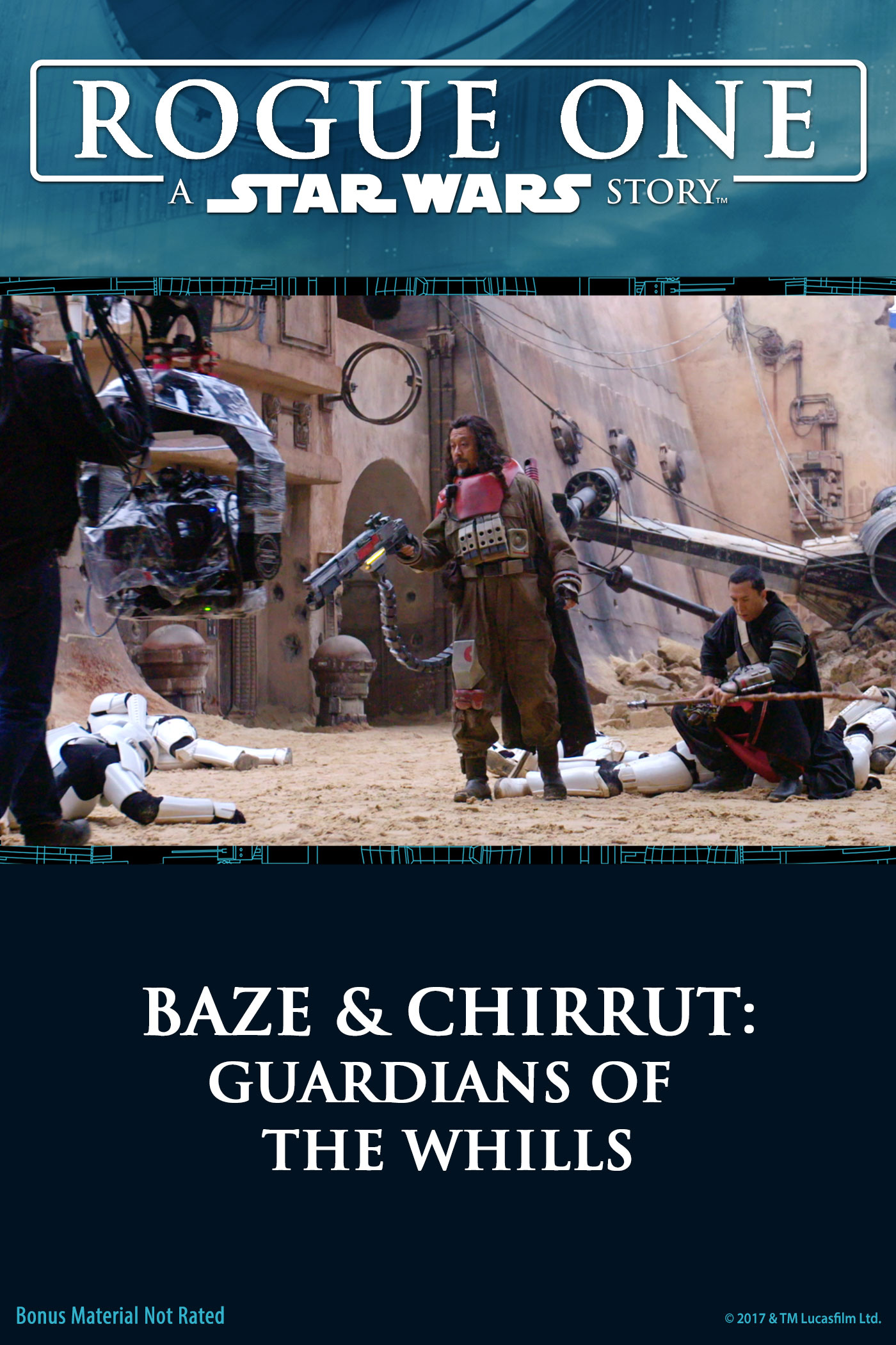 Baze & Chirrut: Guardians Of The Whills