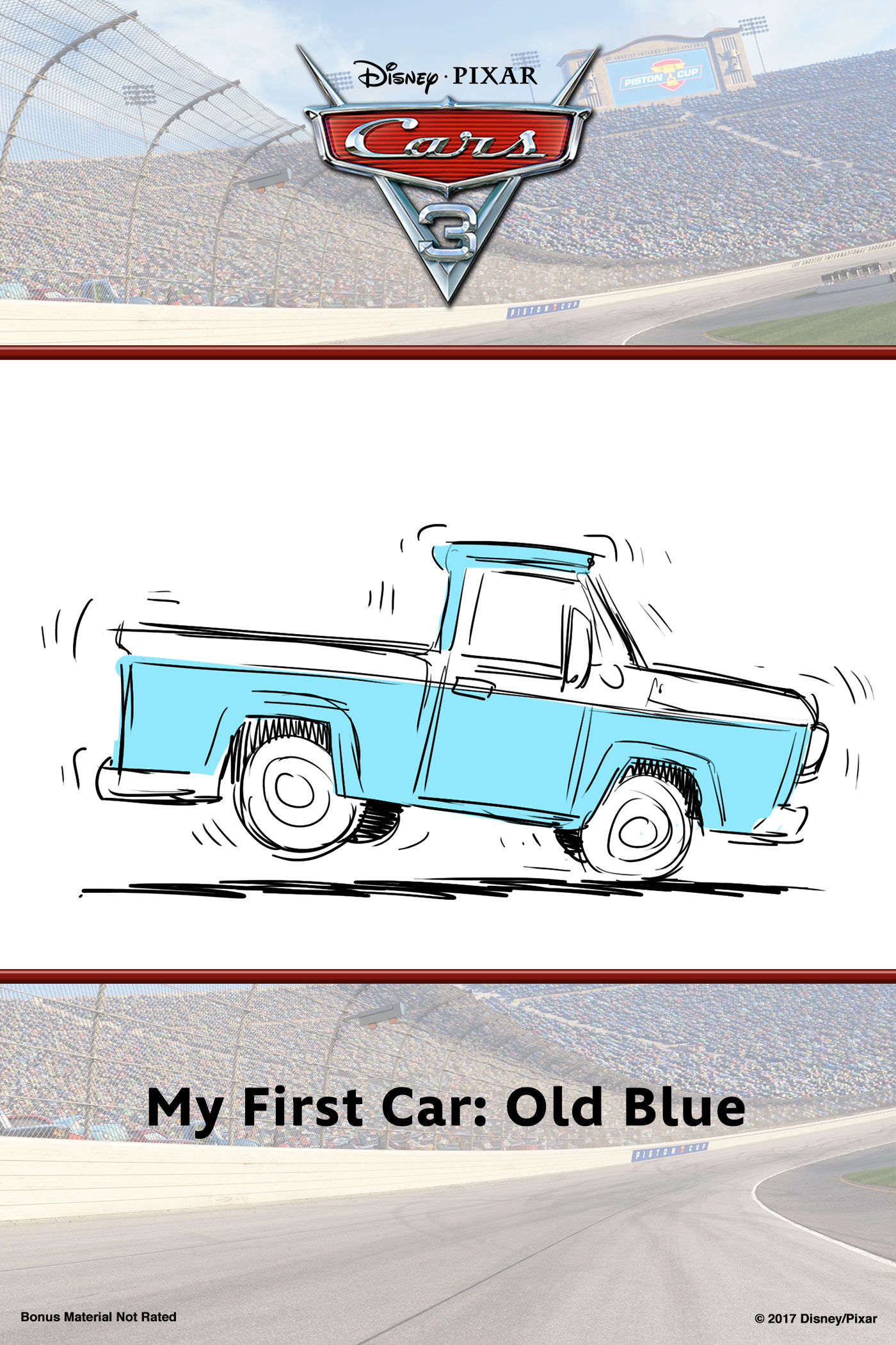 My First Car: Old Blue