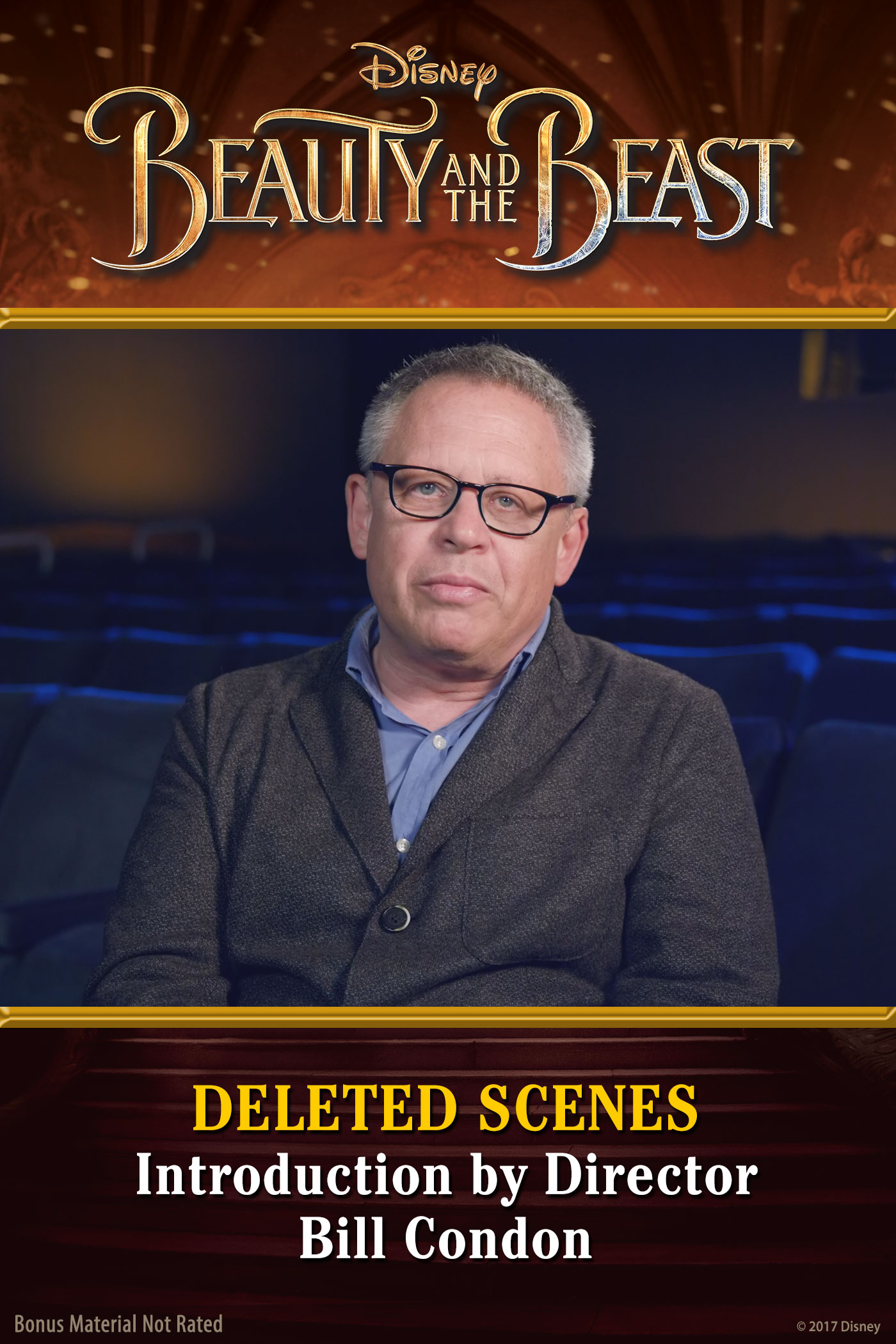 Deleted Scenes: Introduction by Director Bill Condon