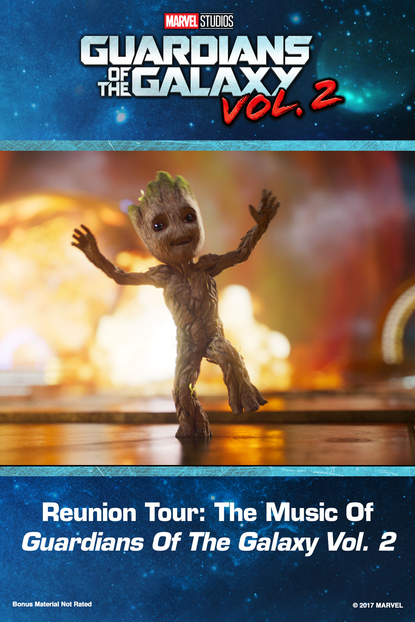 Reunion Tour: The Music Of Guardians Of The Galaxy     Vol. 2