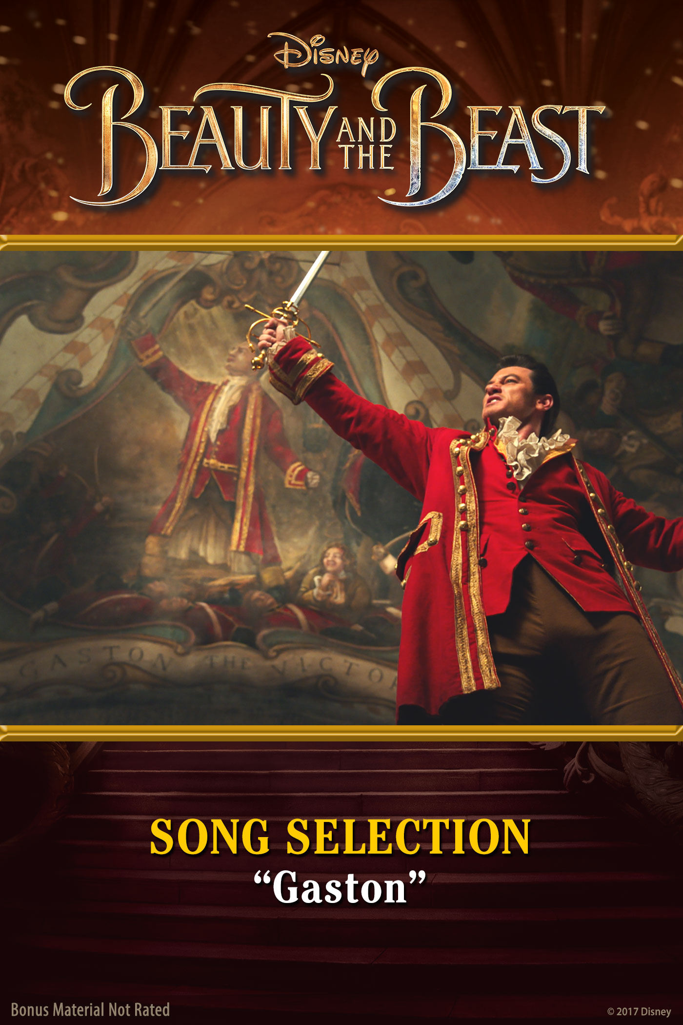Song Selection - Gaston