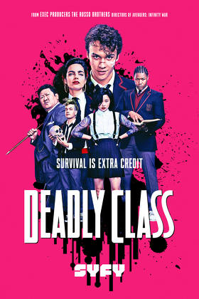 Deadly Class | Buy, Rent or Watch on FandangoNOW
