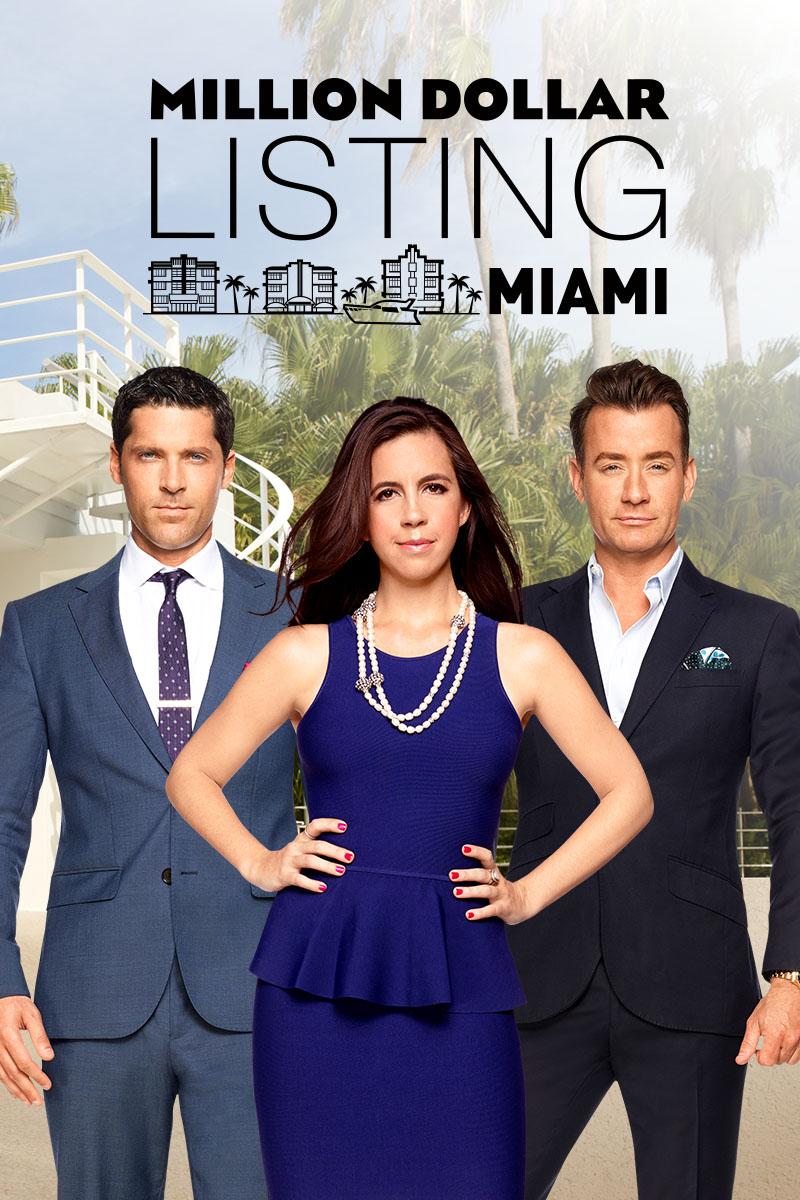 Million Dollar Listing: Miami